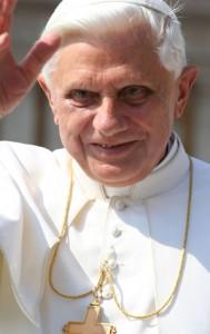 Emeritus-paus Benedictus XVI